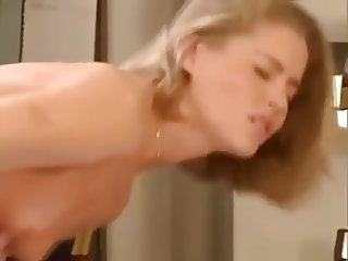 german hot blowjob fuck in library