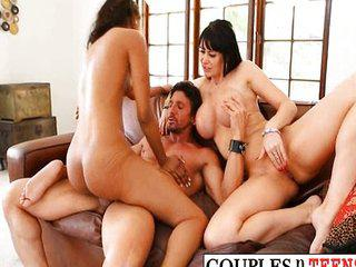 Cali Sweets Seduced by Couple