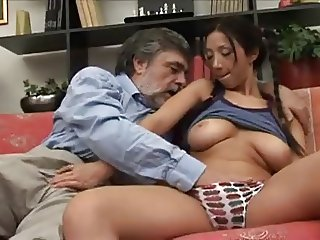 Old man fuck Teen