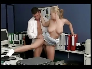 German Boss & secretary