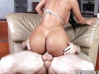 Angelina's colombian big ass. Lotbooty.com