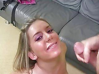 Compilation d ejacs faciales indites