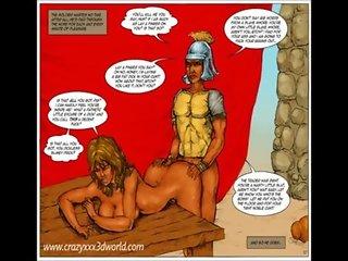 2D Comic Golden Rome Episodes 1-2