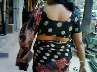 Amazing desi aunt walk