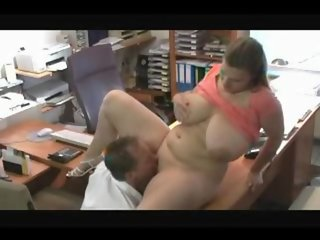 chubby sister gets pounded doggystyle by her skinny brother
