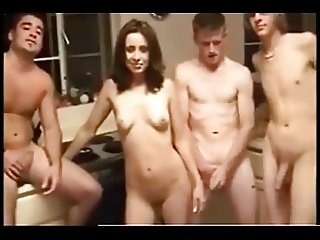 amateur threesome 90