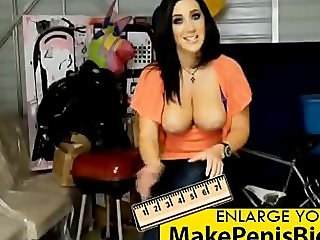 Jayden Jaymes topless interview sexy