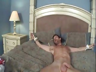 daddy is tied up