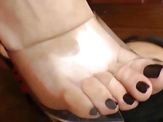 Mistress Foot Fetish
