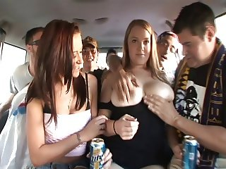 Becky Vuxta - I am a badass in the fuck van