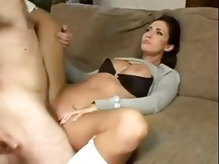 Amazing MILF - hot sex