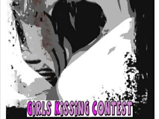 Girls Kissing Contest