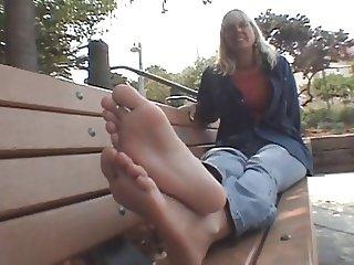 milf feet made for fuck