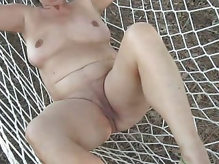 Mature Nude Female SS Gets Her's Too