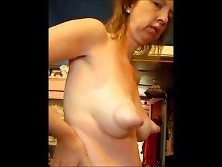Pumped Milky Tits