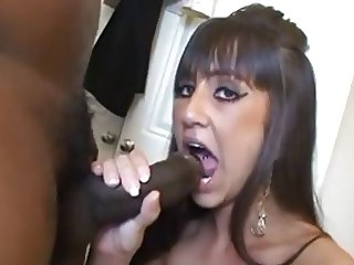 Amateur Interracial Creampie