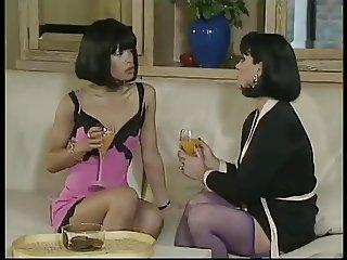 Double penetration anal et vaginale