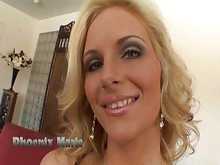 Phoenix Marie Swallows