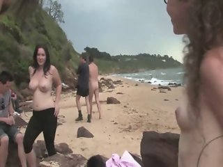 Real amateur gf outdoor action