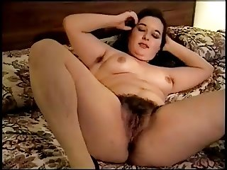 Carmen Curls hairy bush