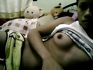 Teen Filipina Show Her Body Part-4