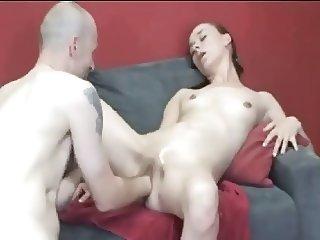 Amateur - Skinny german mature fisted