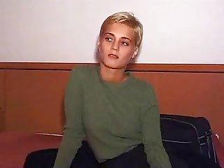 Monica - Hard Anal