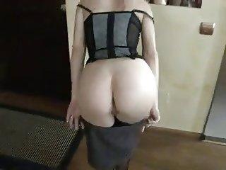 Mirror Fuck #9 (Anal Cougar-Mature-MILF)