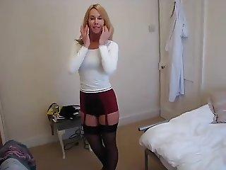 160 girdle mature underwear mieder