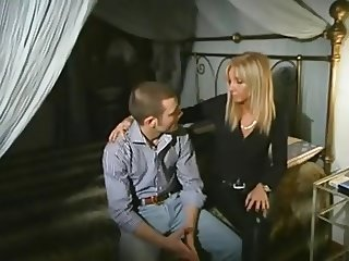 Hot Italian Milf Fucks and take big cumshot