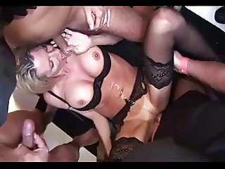 Cougar Group Sex #1 (Gangbang)