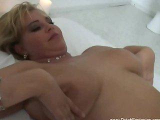 Dutch Blonde Tits Are Big