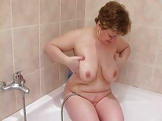Fun after a bath