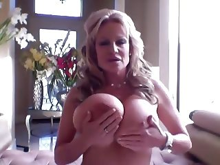 hot milf with huge boobs