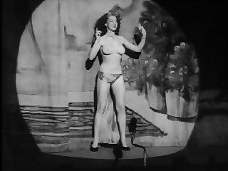 Vintage Tease - Sylvia