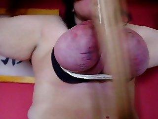 Breast beating