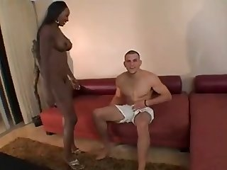 Black Sexy Mom For Young Bick Cock...F70