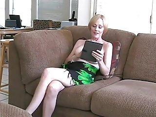 A loving mom