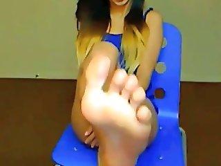 FeetStation TV : Sexy Feet Compilation