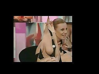 Nipple Slip on TV BVR