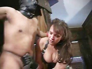ballpunching mistress