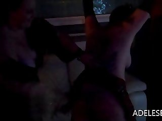 ADELESEXYUK being naughty at the private club birmingham