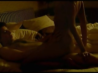 Sexy scene on French film