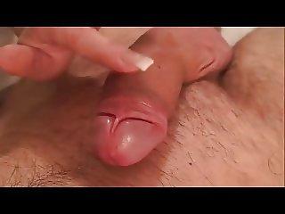 sweet handjob