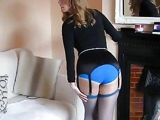 194 girdle mature underwear mieder