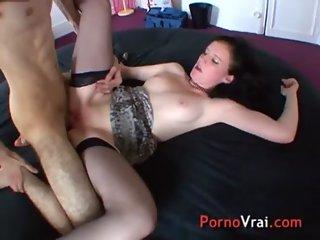 Hot anal avec etudiante besoin de sexe French amateur