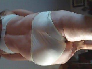 Panty Wife & 8 min legs