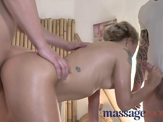 Massage Rooms - Innocent blonde