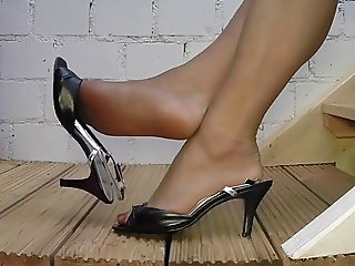 Feet and Heels Mixed