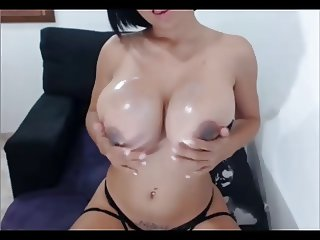 Busty Latina Girl